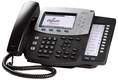 Digium D70 Phone